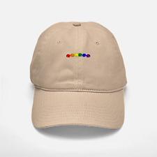 Rainbow Bears Baseball Baseball Cap
