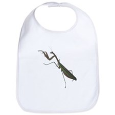 preying mantis Bib