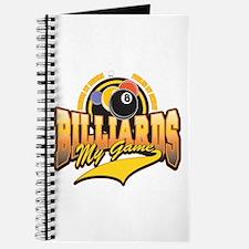 Billiards My Game Journal