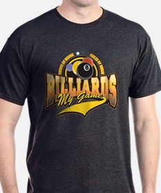 Billiards My Game T-Shirt