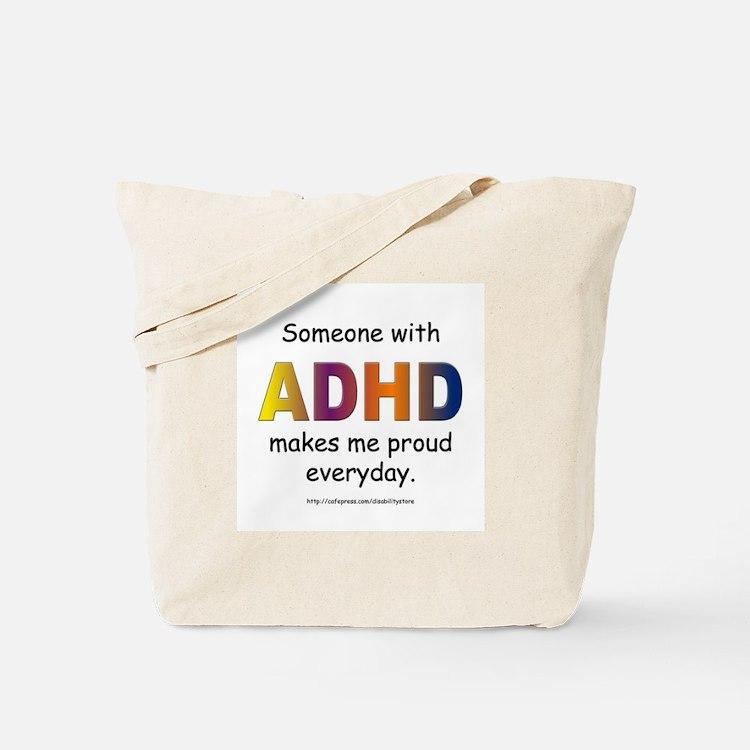 ADHD Pride Tote Bag