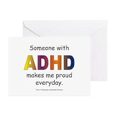 ADHD Pride Greeting Cards (Pk of 10)