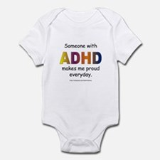 ADHD Pride Infant Bodysuit