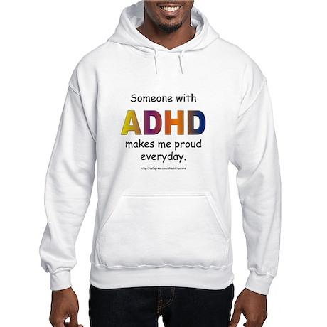 ADHD Pride Hooded Sweatshirt