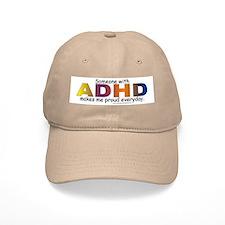 ADHD Pride Baseball Cap