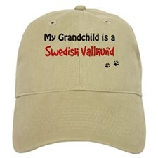 Swedish Vallhund Grandchild Baseball Cap