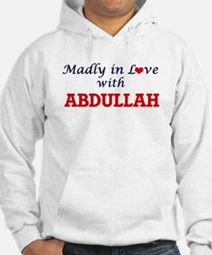 Madly in love with Abdullah Hoodie