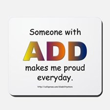 ADD Pride Mousepad