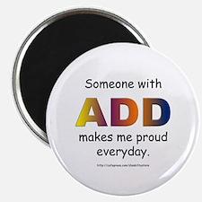 ADD Pride Magnet