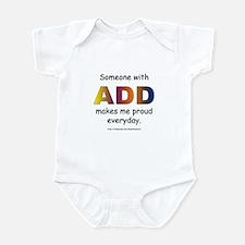 ADD Pride Infant Bodysuit