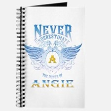 Never underestimate the power of angie Journal