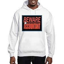 Beware of Accountant Hoodie