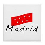 Madrid II Tile Coaster