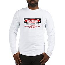 THAI RIDGEBACK DOG Long Sleeve T-Shirt