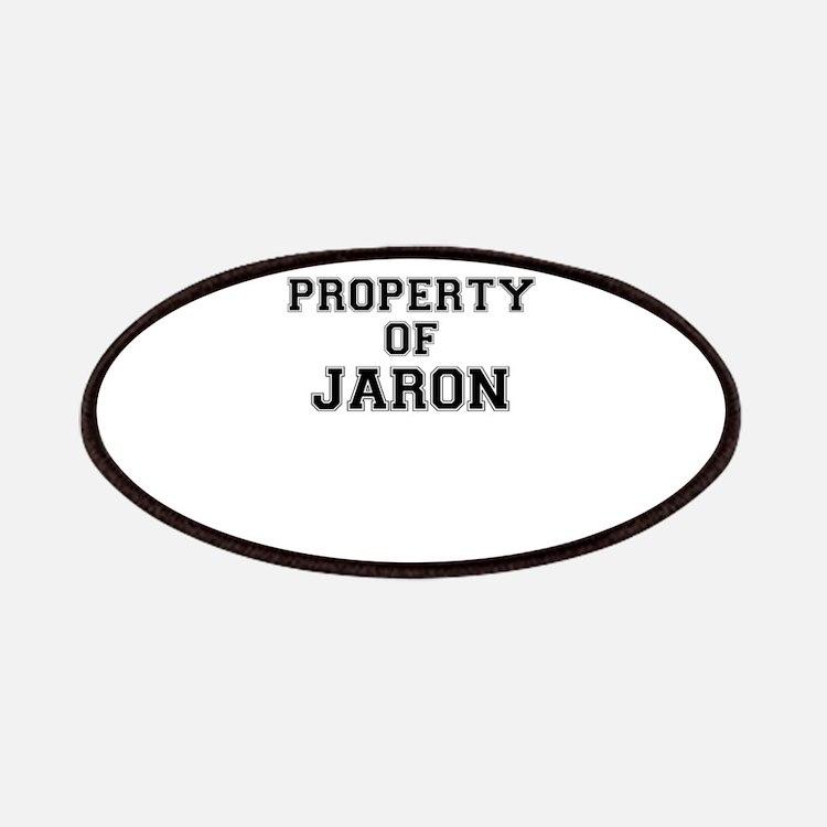 Property of JARON Patch