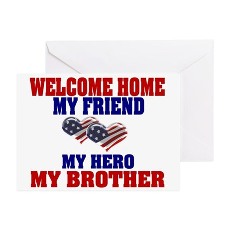 my brother Greeting Cards (Pk of 20)