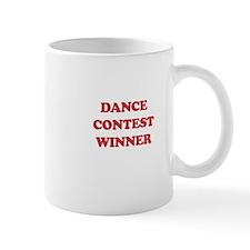 Dance Contest Winner Mug