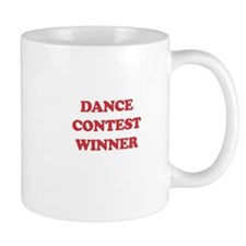 Dance Contest Winner Mug