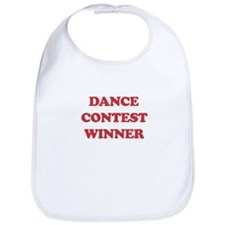 Dance Contest Winner Bib