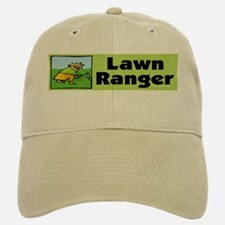 Lawn Ranger Baseball Baseball Cap
