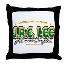 Cool Chapters Throw Pillow