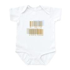 People Person Infant Bodysuit