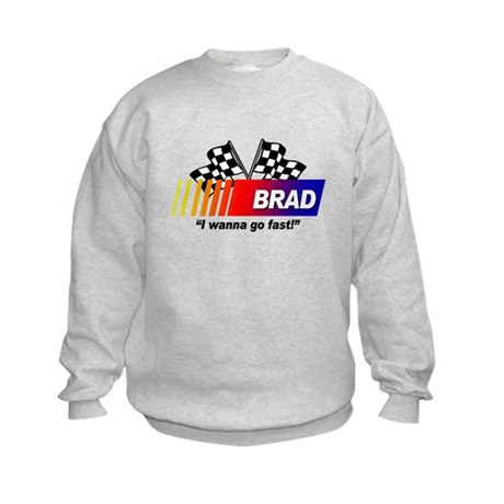Racing - Brad Kids Sweatshirt
