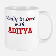 Madly in love with Aditya Mugs