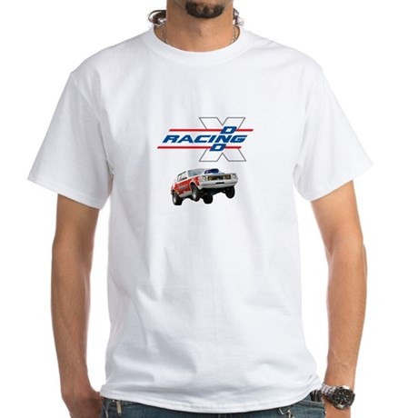 DND Racing White T-Shirt