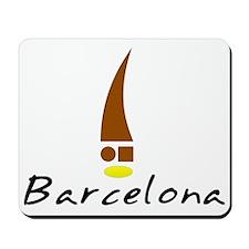 Barcelona II Mousepad