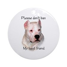 AntiBSL1 Ornament (Round)