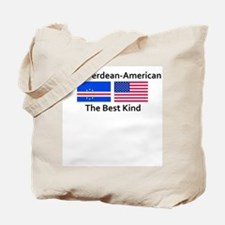 Cape Verdean American-The Bes Tote Bag