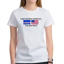 Cape Verdean American-The Bes Tee