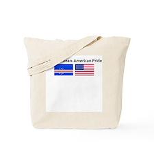 Cape Verdean Pride Tote Bag