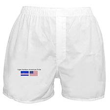 Cape Verdean Pride Boxer Shorts
