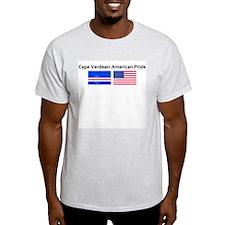 Cape Verdean Pride T-Shirt