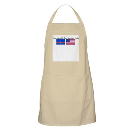 American with Cape Verdean ro BBQ Apron
