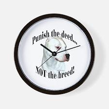 Dogo AntiBSL3 Wall Clock