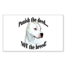 Dogo AntiBSL3 Rectangle Decal