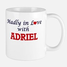 Madly in love with Adriel Mugs