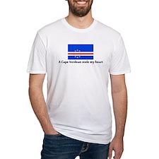 A Cape Verdean stole my heart Shirt