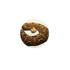 gaboon viper Mini Button