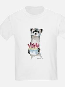 Birthday Ferret T-Shirt