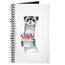 Birthday Ferret Journal