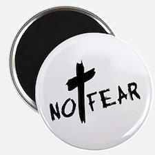 No Fear Magnet