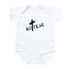 No Fear Infant Bodysuit