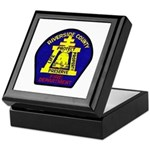 Riverside County Fire Keepsake Box