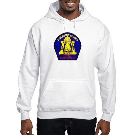 Riverside County Fire Hooded Sweatshirt