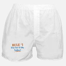 Toolbox Rules Boxer Shorts