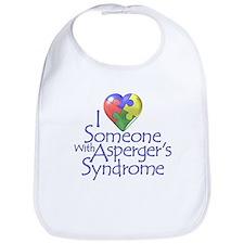 Someone w/Asperger's Bib